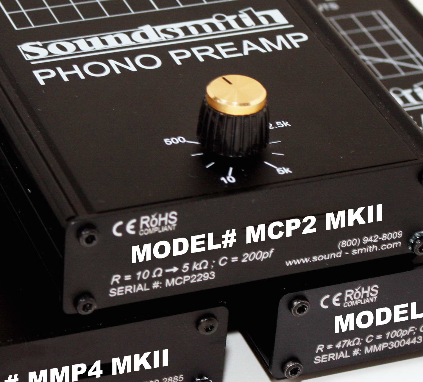 Soundsmith Mmp4 Phono Preamp Magnetic Cartridge Preamplifier By Lt1028 Related Cartridges